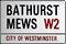 Bathurst Mews