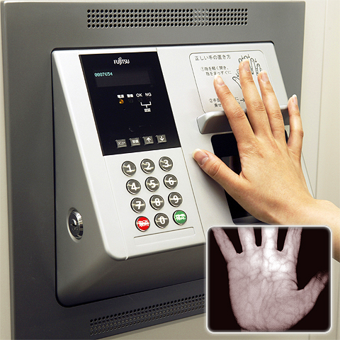 Is Palm Vein Authentication the best solution for Biometric Security Access?