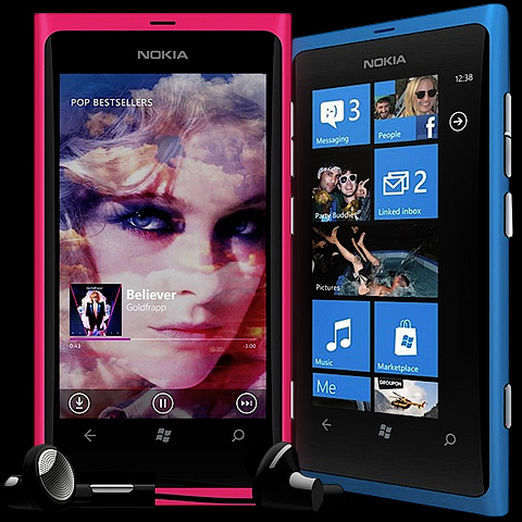Is Nokia's Gorgeous Lumia 800 enough to get it back in the Smartphone Race?