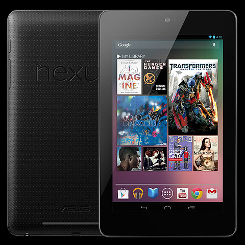 Google's Nexus 7 Tablet is aimed squarely at an Amazon Kindle Fire take-down