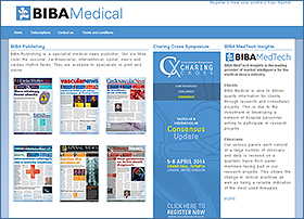 BIBA Medical | UK + Global