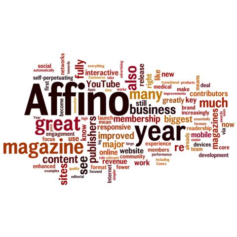 Top 10 Affino Developments in 2013