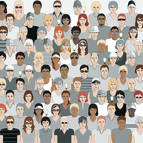 All Companies Can Benefit from Crowdsourcing
