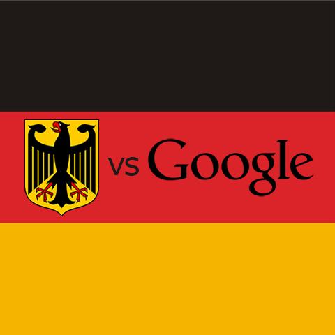 Germany vs Google