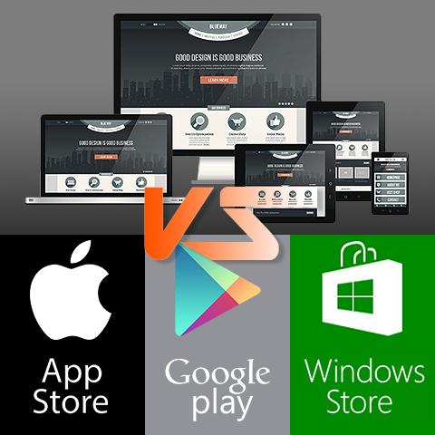 Responsive Design vs Native Apps