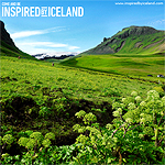 Today is Be Inspired by Iceland Day