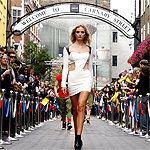 Superb Carnaby Street Catwalk Show is a Missed Opportunity