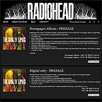 Radiohead still leading the way in independent music distribution