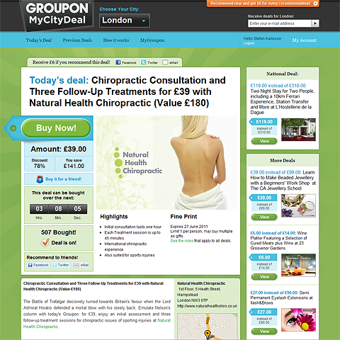 Do we really need Groupon?