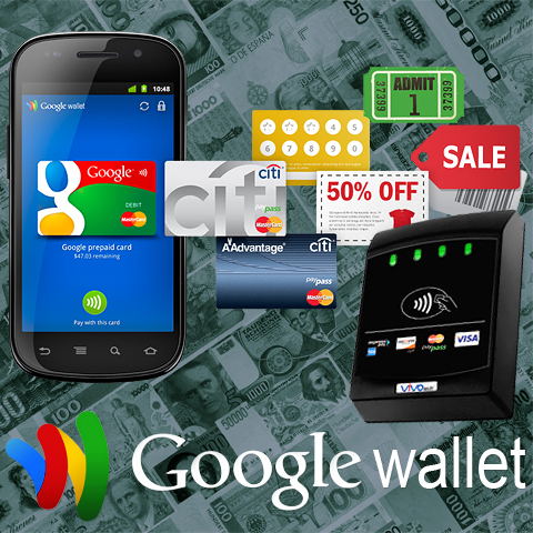 Google Wallet brings Mobile / NFC Payments to the Masses