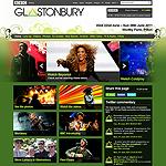 Girls run the world at 2011 Glastonbury