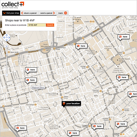 Collect Plus offers the perfect solution for dealing with ecommerce returns handling