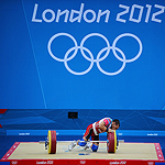 Sharp typography and smart colour combinations give the 2012 London Olympics a superb modern look
