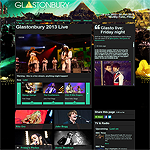 BBC 2013 Glastonbury coverage engrossing but glitchy online