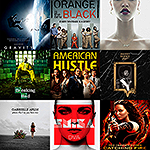 Best of 2013 - Albums, Tracks, Movies and TV