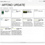 Affino 7.4 Usability and CRM
