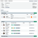 Getting started with the Affino CRM