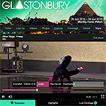 BBC improve Glastonbury streaming with iPlayer timeline navigation