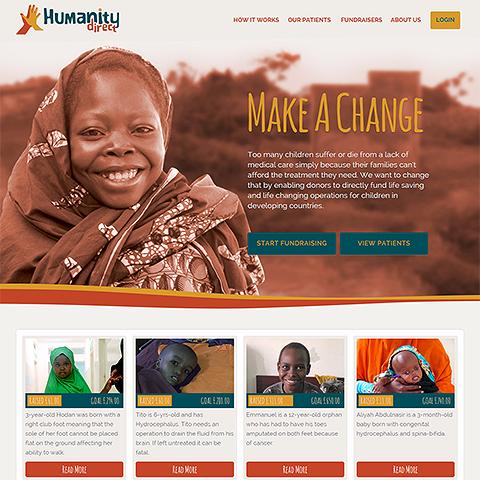 Humanity Direct Rebranding and Replatforming Enhances Stature