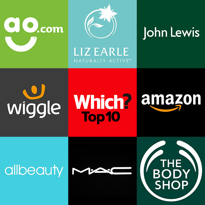 The UK's 10 Best Online Shops according to Which?