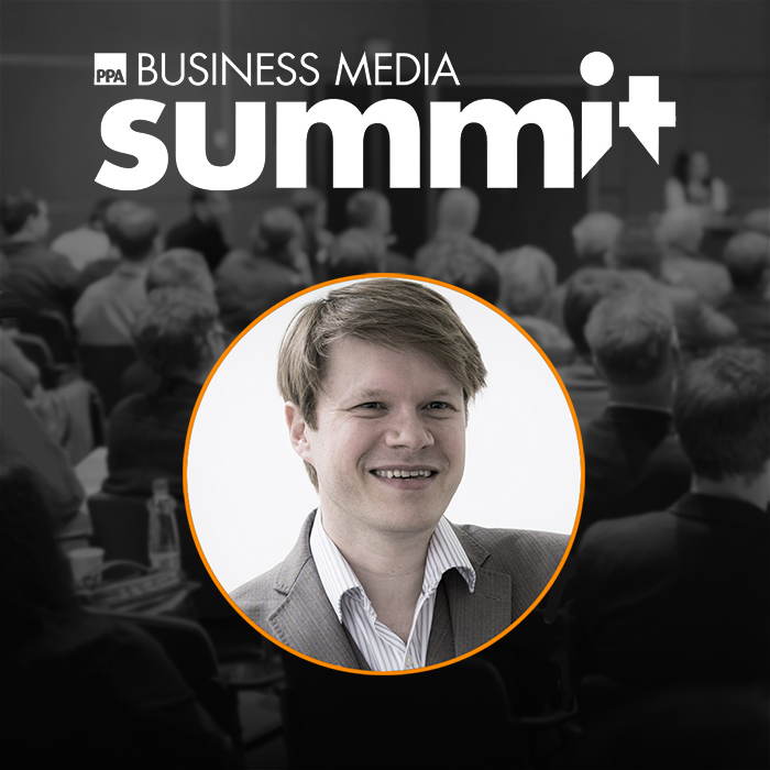 Affino presenting at PPA Business Media Summit 14:30 25th November