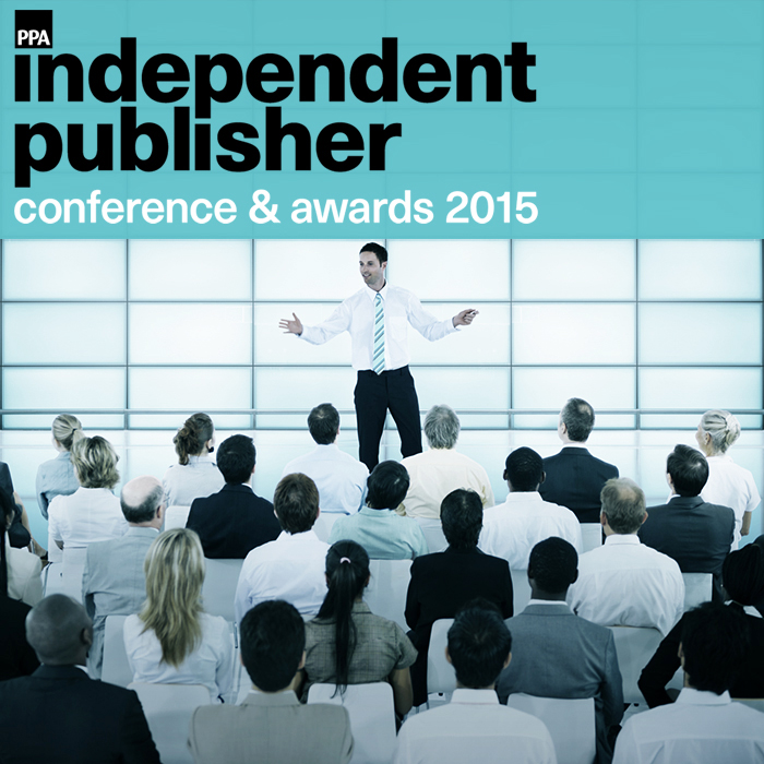 Affino participating at PPA Independent Publisher Conference & Awards - 12:20 9th December