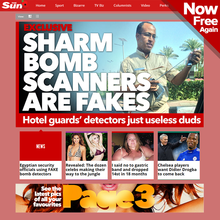What does removal of The Sun paywall mean for Publishers?