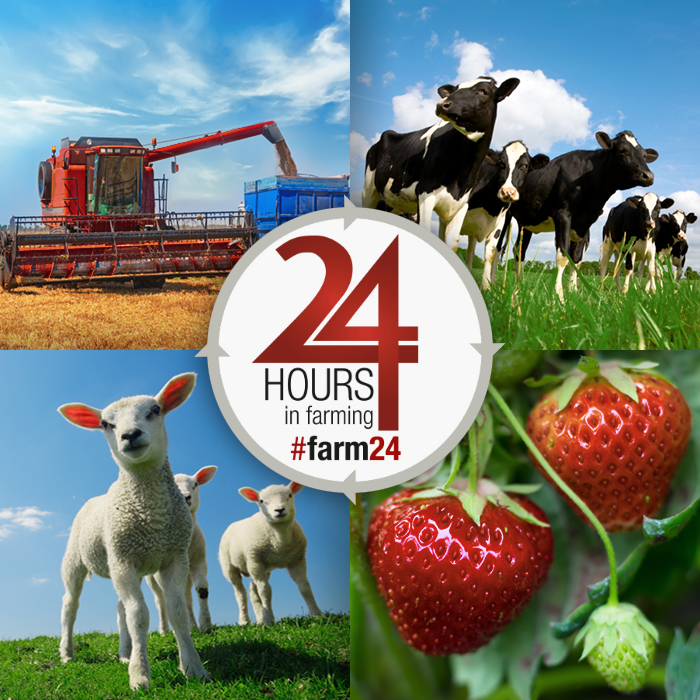 FG Insight kicks off annual 24 Hours in Farming tomorrow morning at 05:00 AM