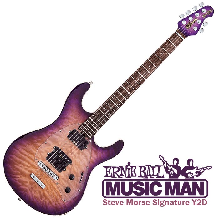 Music Man Steve Morse Signature Y2D