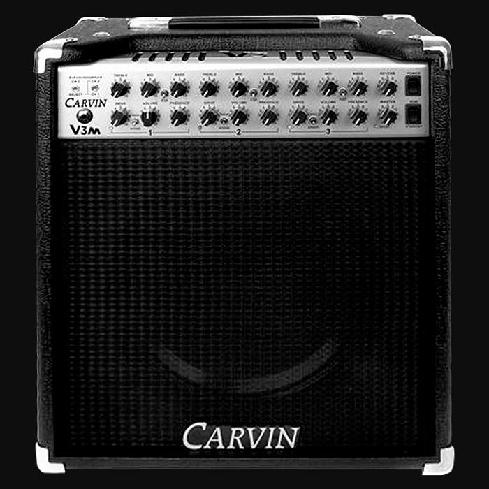 Carvin V3MC 50 Combo