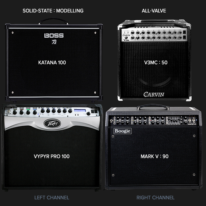 Ultimate Guitar Amps - A Personal Selection