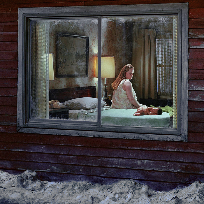 Friday's Inspiration is Master Photographer Gregory Crewdson