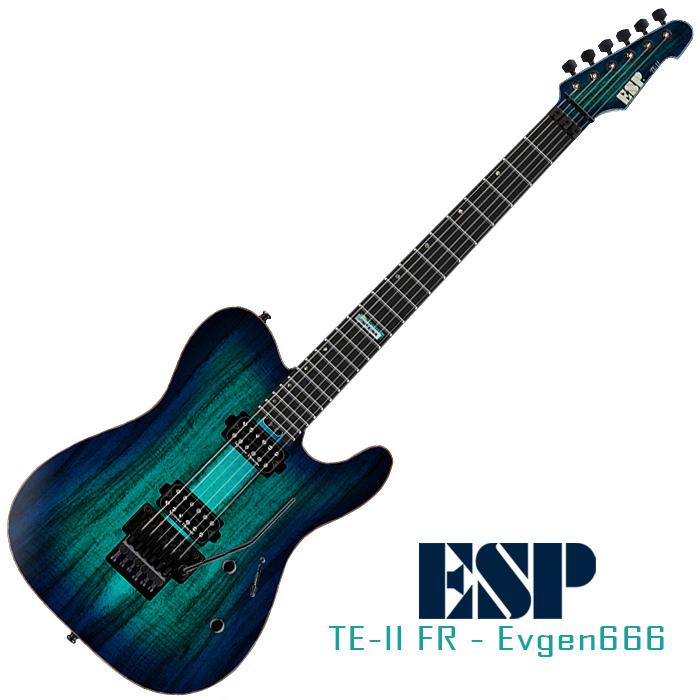 ESP TE-II FR - Evgen666  $3,299
