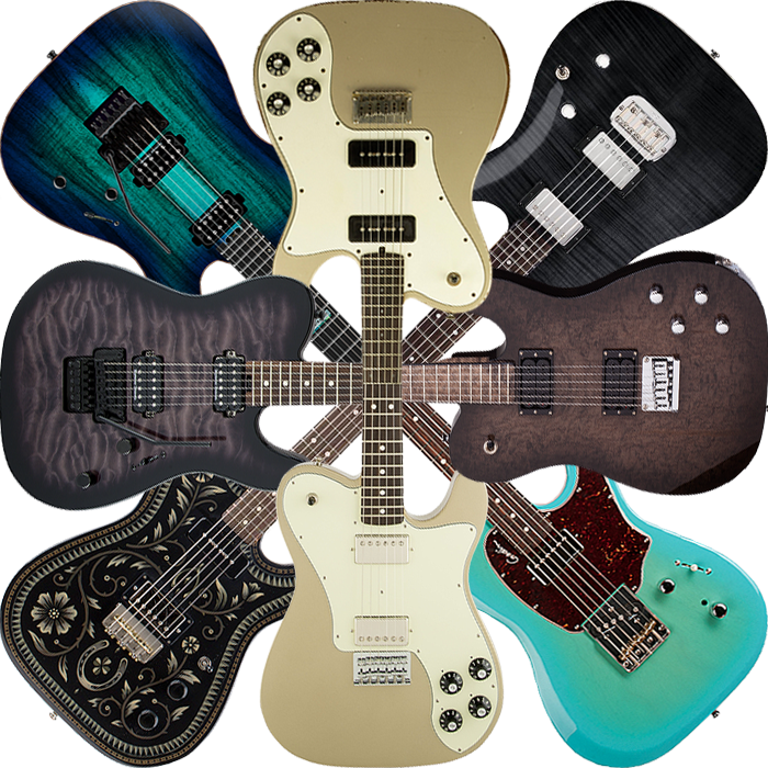 10 Modern T-Style Guitars for Your Consideration