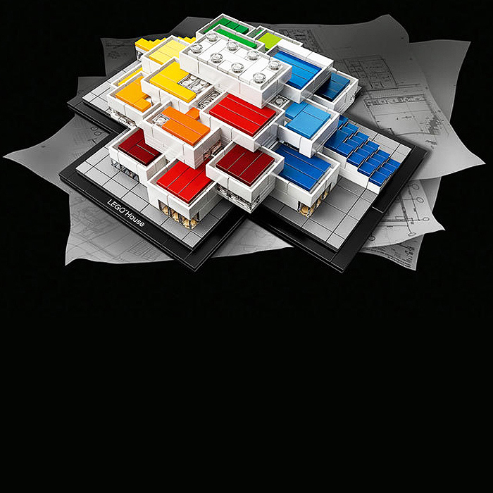 Bjarke Ingels Group designed Lego House becomes one of the best Lego Architecture sets of recent times