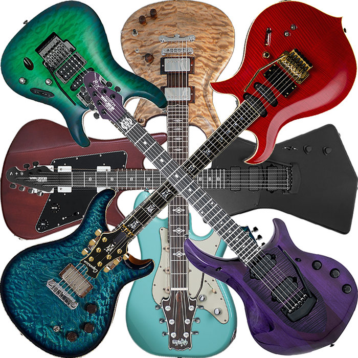 20 Wishlist Guitars for Your Consideration