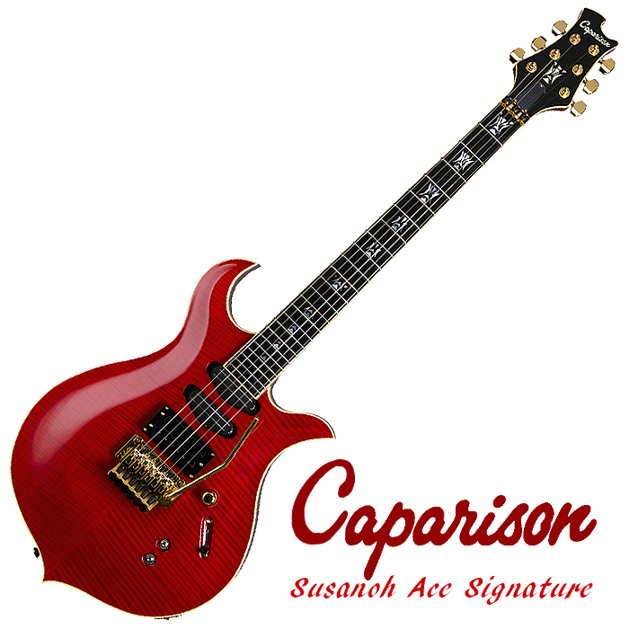Caparison Susanoh Ace Signature - out of production - c$4,580