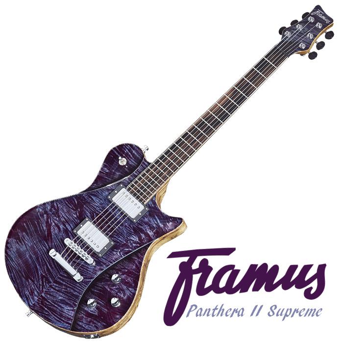 Framus Panthera II Supreme - custom - c€6,000+