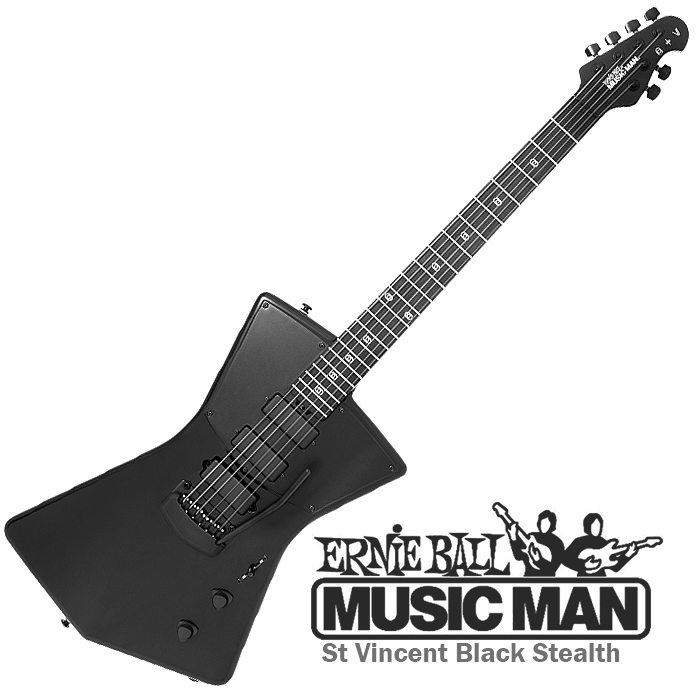 Music Man St. Vincent Stealth - core - £2,434