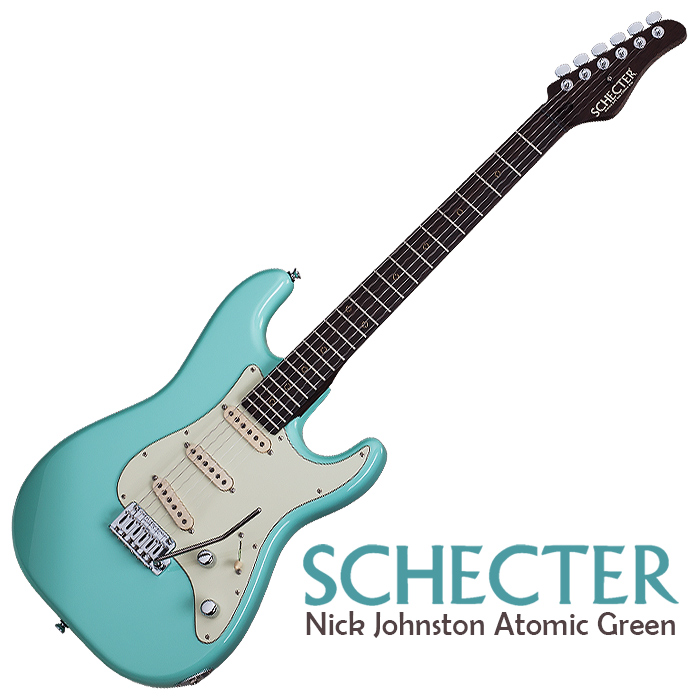 Schecter Nick Johnston Signature - core - £2,570