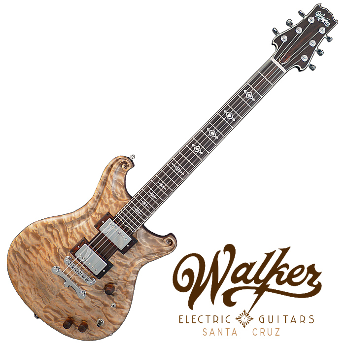 Scott Walker Santa Cruz - custom - $6,750