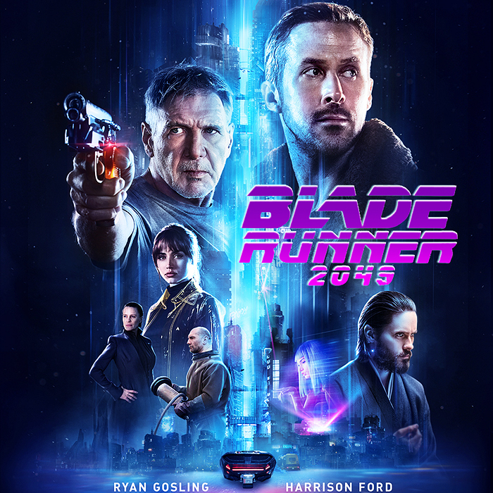 Blade Runner 2049 is one of the Movies of the Year