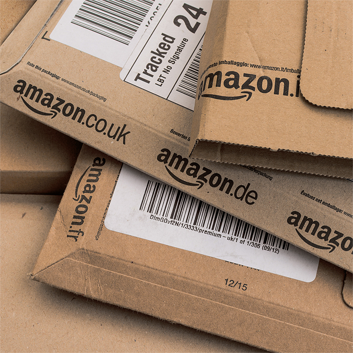 The Increasingly Random Nature of Amazon Prime Deliveries
