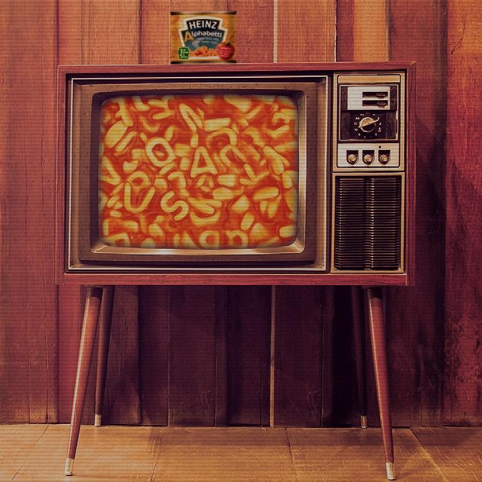 TV Show Alphabetti Spaghetti