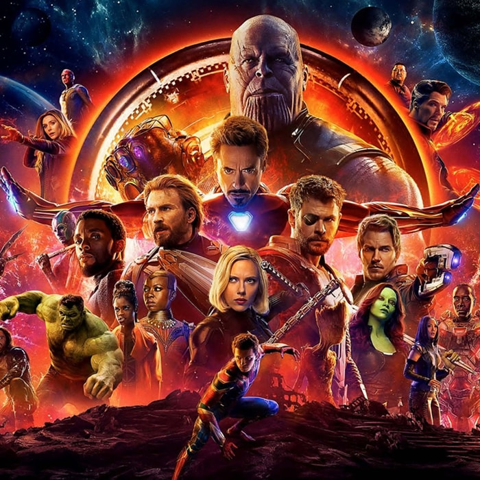 Avengers Infinity Wars Pt1 - Best in Film