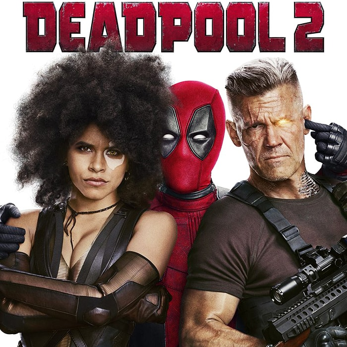 Deadpool 2 - Best in Film