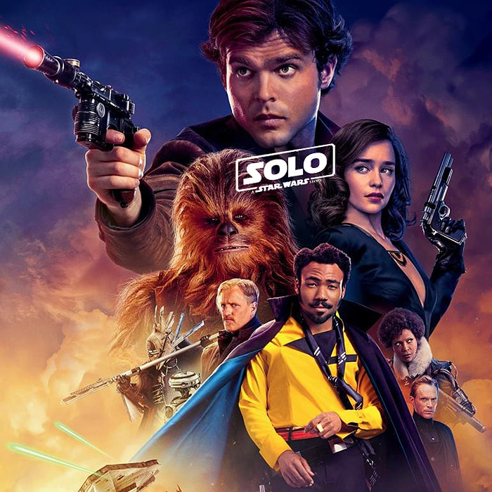 Solo - A Star Wars Story - Best in Film