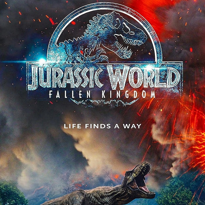 Jurassic World Fallen Kingdom - Best in Film