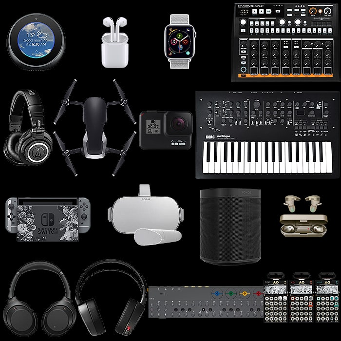 The Rather More Extravagant Electronics Gifts Guide