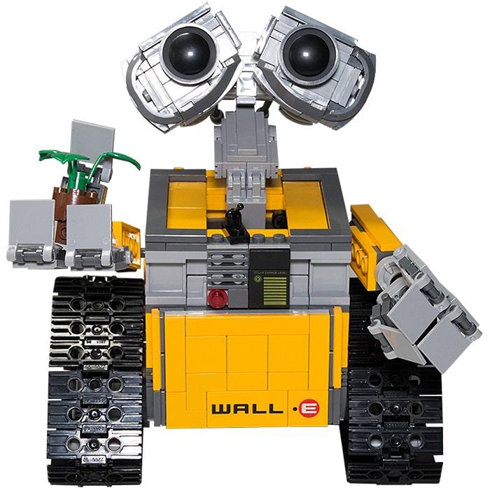 2015 : Lego Wall-E